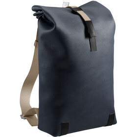 Brooks Pickwick Canvas Mochila 26L, dark blue/black